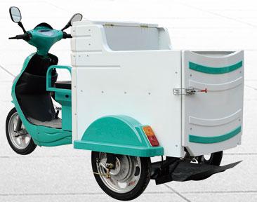 电动保洁车的电路设计