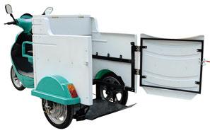 优盛美电动保洁车怎样进行维修