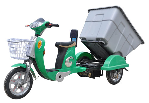 电动垃圾车蓄电池的保养方法