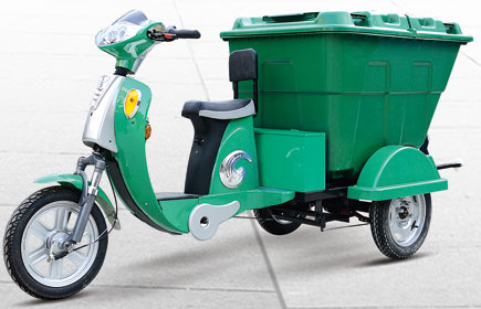 电动三轮车配件之电动三轮车的选购和保养