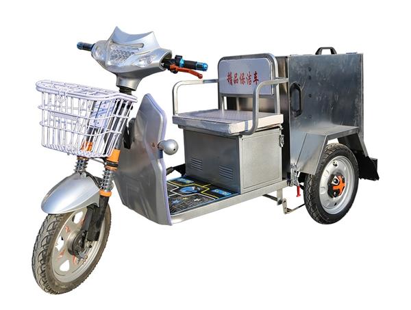 XYD-BXG210L不锈钢保洁车