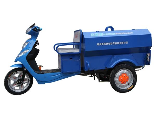 LSJR-QYC-1000L城市清运车