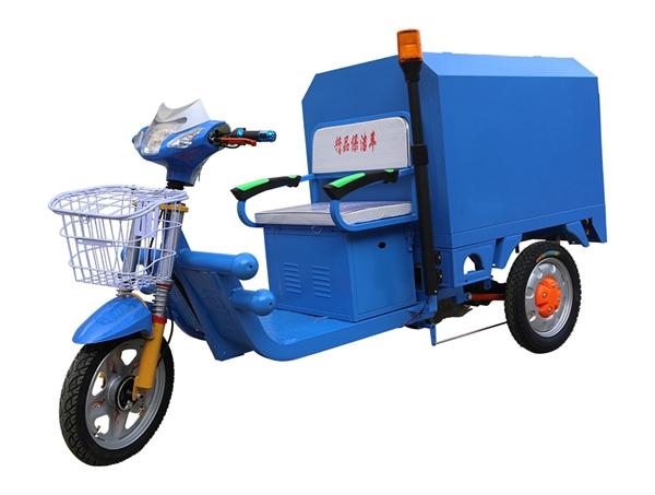 PBT-400L城市清运车
