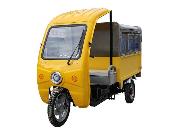 SJC-2000L城市清运车