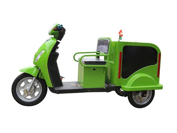 CTKC KB 50L电动保洁车 常州市欧盛电动车科技有限公司