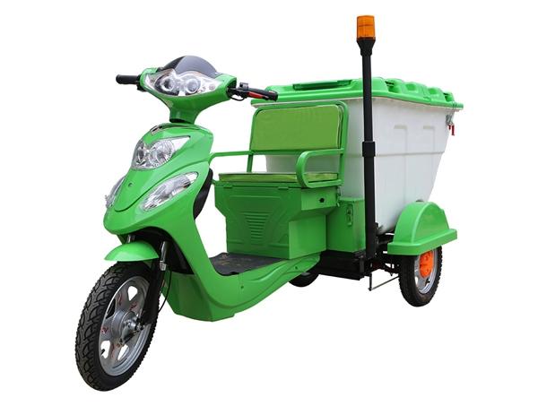 LSJR-500L电动保洁车