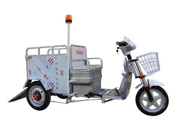 XYD-120L电动保洁车