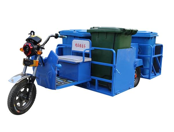 DDSLSTC电动四桶保洁车