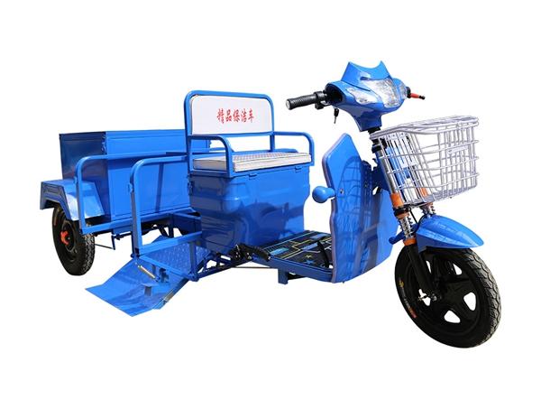 XYD-STC电动四桶保洁车