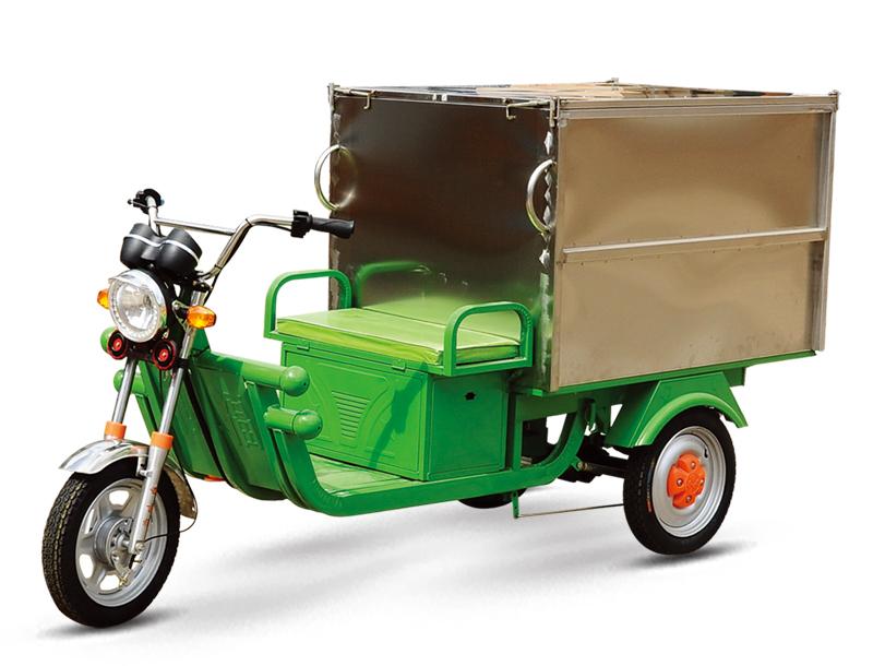 不锈钢垃圾车