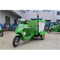 绿色佳人500L保洁车