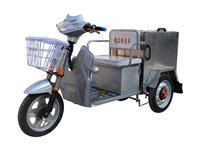 XYD-BXG不锈钢保洁车